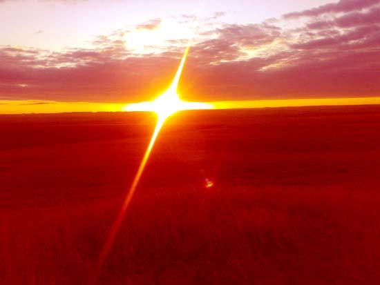 Восход - фото Евгения Мясоедова. Кликните для открытия большого оригинального фото в отдельном окне